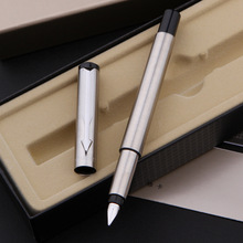 German brand sillver parker fountain pen
