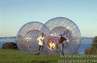 zorb balls made by US welding machine