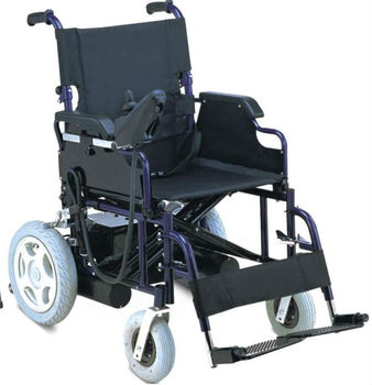Cheap Motorised Fold Power Wheelchair Buy Fold Power