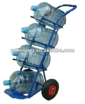 5 gallon bucket trolley/water bottle trolley