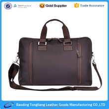 2015 Fashion Laptop Bags Oxford PU Leather Business Handbag For Sale Mens Briefcase Messenger Bag