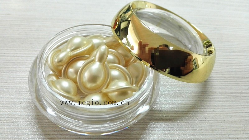 Hair oil capsule, Bright hair oil conditioner similar with Ellips