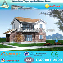 prefabricated houses and villas prefabricated steel villa