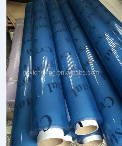 Popular PVC Film Soft Protection
