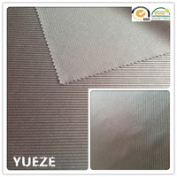 polyester bright plain fabric for lining/garment/curtain