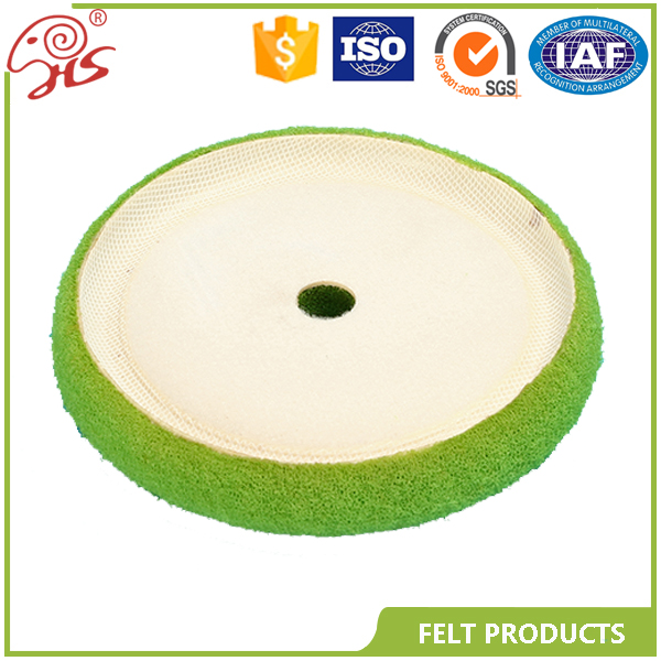 Anti-Scratch Car Cleaning Wax/Polish Sponge Pad made in China