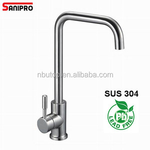 Factory manufacture stainless steel sink faucet