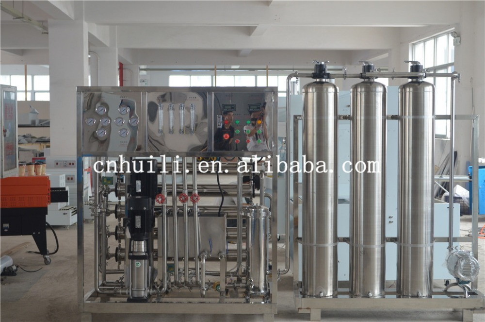 1000L/H sea water desalination water treatment equipment,Reverse Osmosis <strong>system</strong>