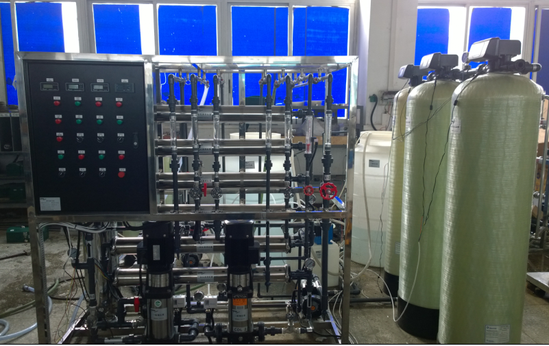 Magnetic Water Treatment Ro Plant Price In India Cost Cj105