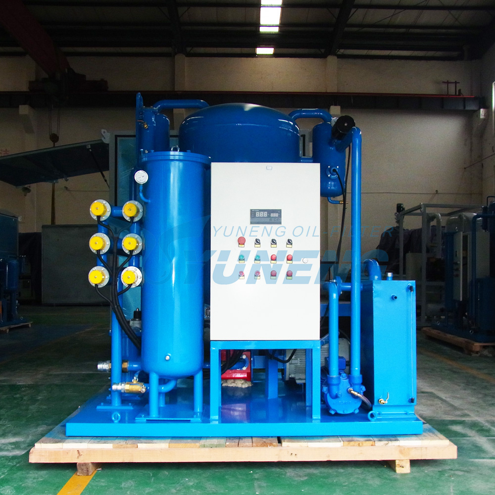 Mobile Hydraulic Oil Purification Plant for Sale