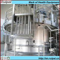 Dairy milk processing line of soya milk production