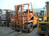 Used Toyota forklift 5 ton, 7FD50 hot sale in Shanghai