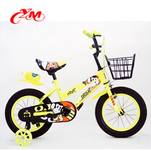 Yimei factory direct supply big kids bikes/high quality steel frame bicycle 18 inch wheel/China hot sale kids 4 wheel bike