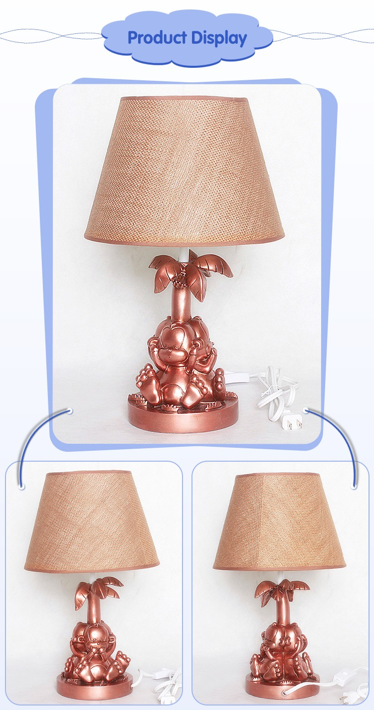 Chinese supplier Promotional Gift Traditional Lamps For Bedroom