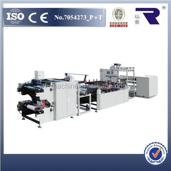 RFLD-600 Sterilization Medical Pouch And Reel Bag Making Machine