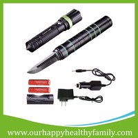 Outdoor Camping Hiking Flashlight Tactical Pocket