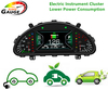 Electric Instrument Cluster Lower Power Consumption , Speedometer for Electric cars/Vehicle