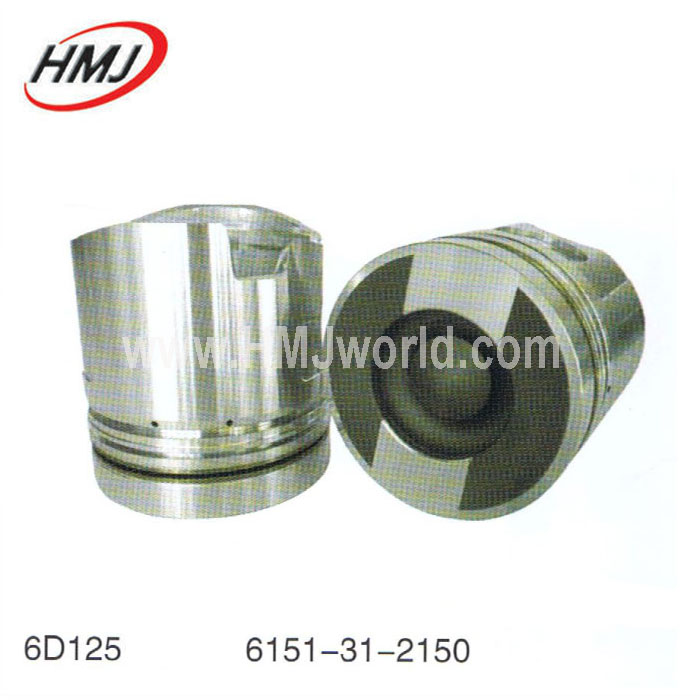 Pump piston/gas piston 76mm piston