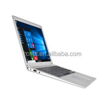 13.3 inch Laptop FHD IPS Scree Intel Z8350 1.92GHz Quad Core Netbook 2GB RAM Bluetooth 4.0 Camera with Dual OS