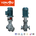 Engine saving vertical thermal oil pump