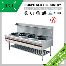 commercial kitchen stainless steel gas stove , kitchen stove , stoves