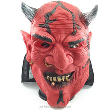 Custom ugly halloween mask, OEM plastic halloween mask, Make halloween ghost masks