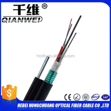 12 / 36/144 core figure 8 types fiber optic cable gyftc8s 2017 price per meter from chinese supplier