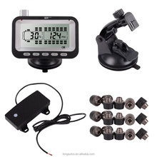 18 wheels Customizable functionality and backend systems for Truck tpms K2000