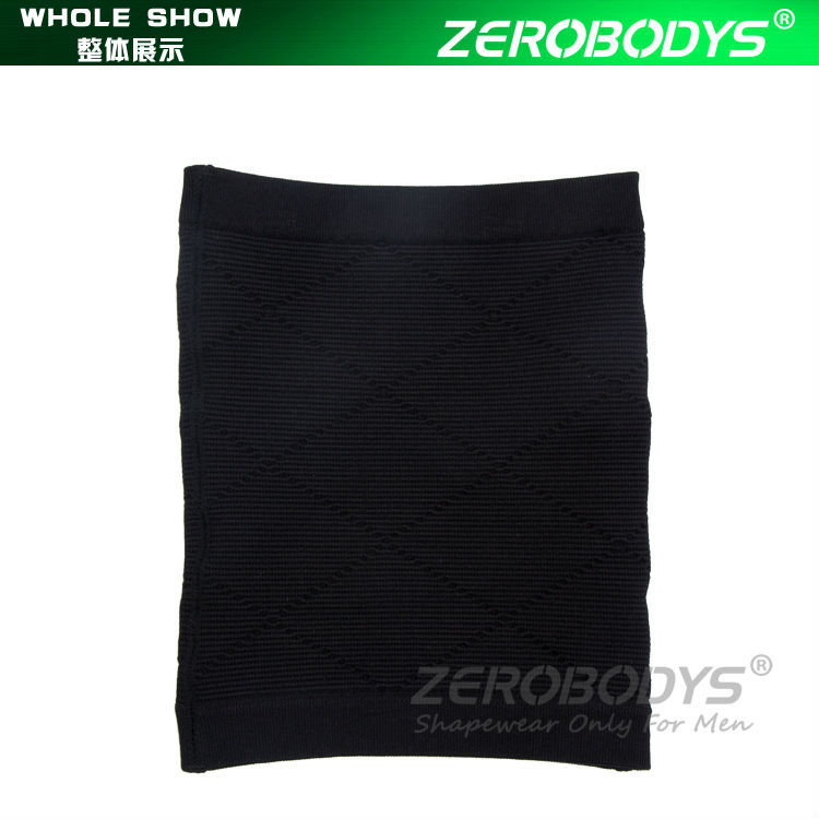 346 BK ZEROBODYS Incredible Mens Body Shaper Ge Ti Ag Muscle Belt Mens Girdle Trimmer Slimming Belt Men Tummy Belt Men