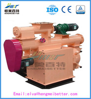 forest waste paper wood pellet making machine of Convenient use