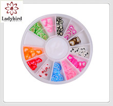 3D Nail Art Polymer Clay fimo