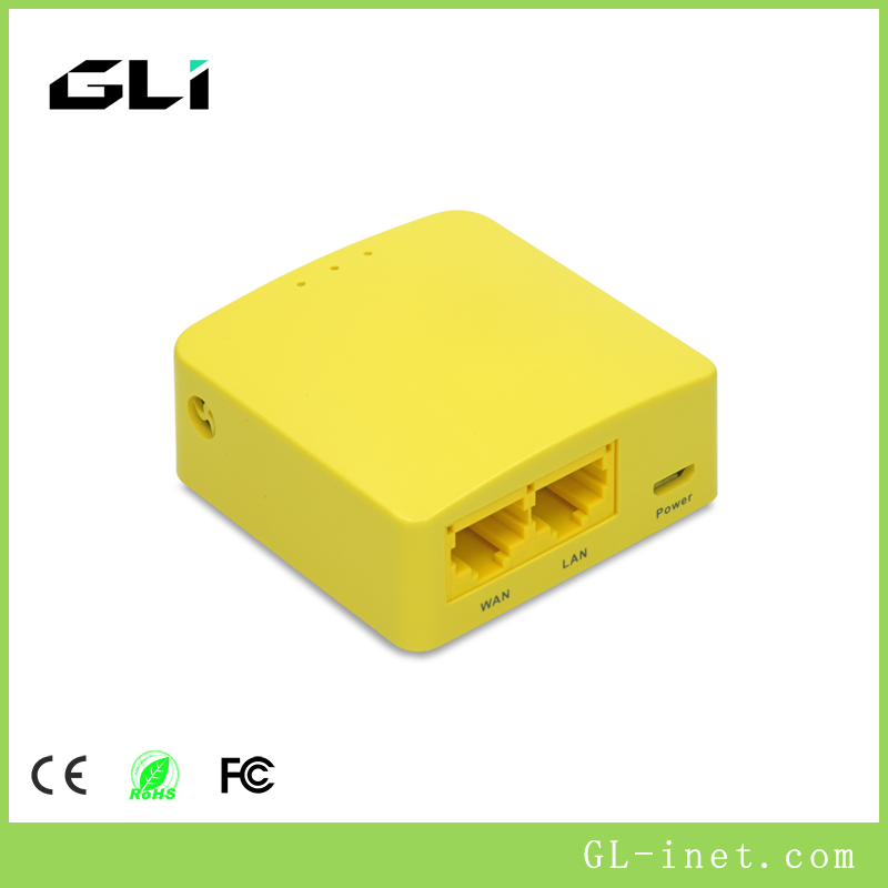 GL-AR300M wireless ac router openwrt 5.8GHz dual band