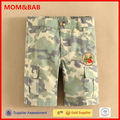 mom and bab Brand Baby Clothing Stock Boys Shorts Woven Design