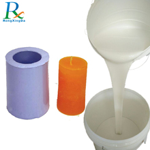 Cheap price liquid silicone rubber for candle mold making