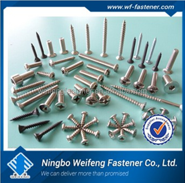 China manufacturers bolt nut screw supplier bed rail hardware