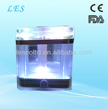Portable Colorful Battery Powered Ultrasonic Humidifiers with LED Light