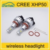 2017 newest design led headlight New one wireless cr ee LED headlight for cars