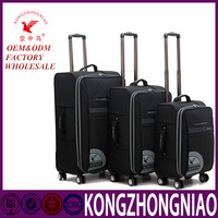 High Quality Custom Luggage Trolley Backpack travel luggage bags
