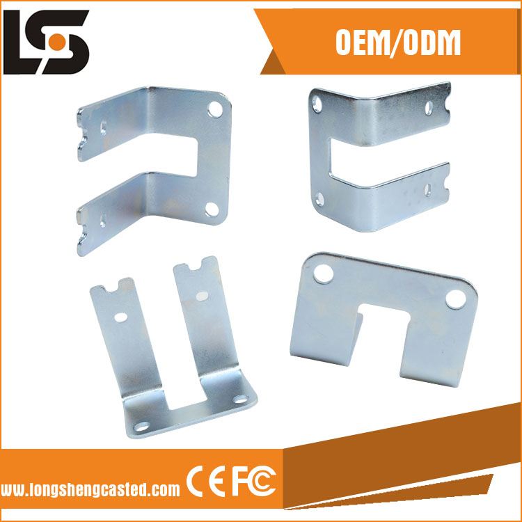 High Precision Sheet Metal Bending Stamping Parts from China