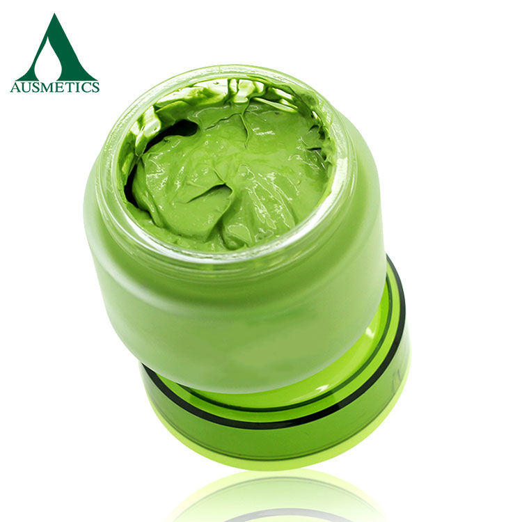 Hot Sale Fashion Beauty Oil Control Face Cream Skin Care Moisturizing Green Tea Facial Cream