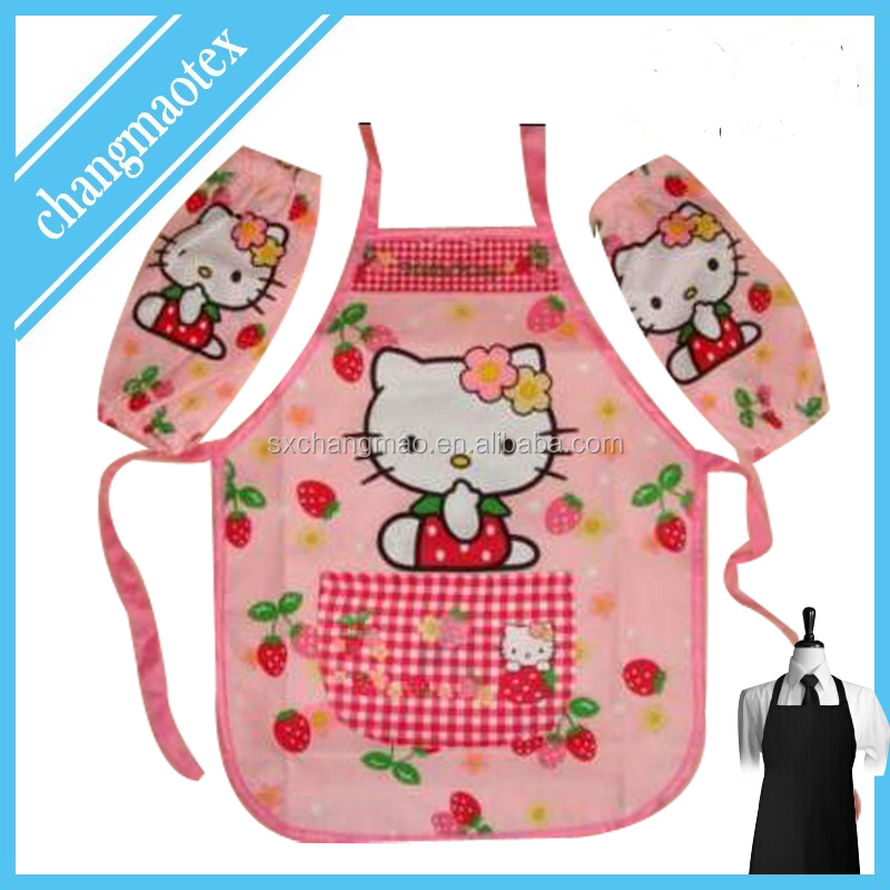 cooking set kids apron