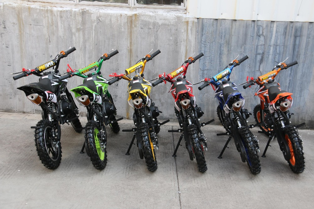 Wholesale sample Apollo 49cc mini dirt bike