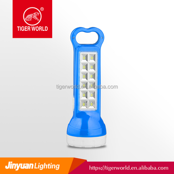 Low Price 4W High Power Portable Rechargeable Emergency Light