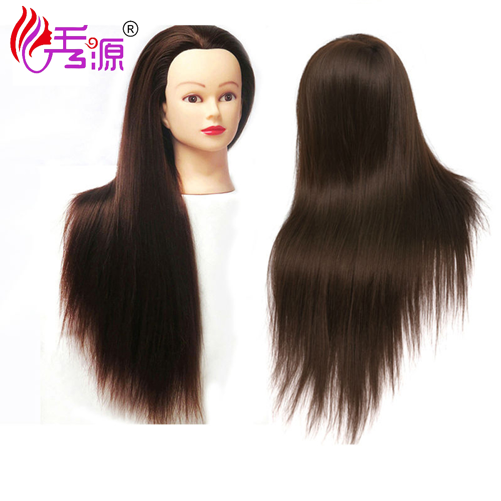 100% Human Hair makeup training head wig afro mannequin head for hairdresser