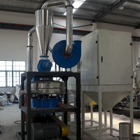 PE /Ldpe /hdpe film pulverizer/High speed mill/PVC plastic pulverizer