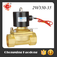 China made natural gas 12 volt solenoid valve