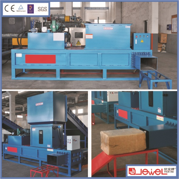 Leadership in China rice husk packing machine