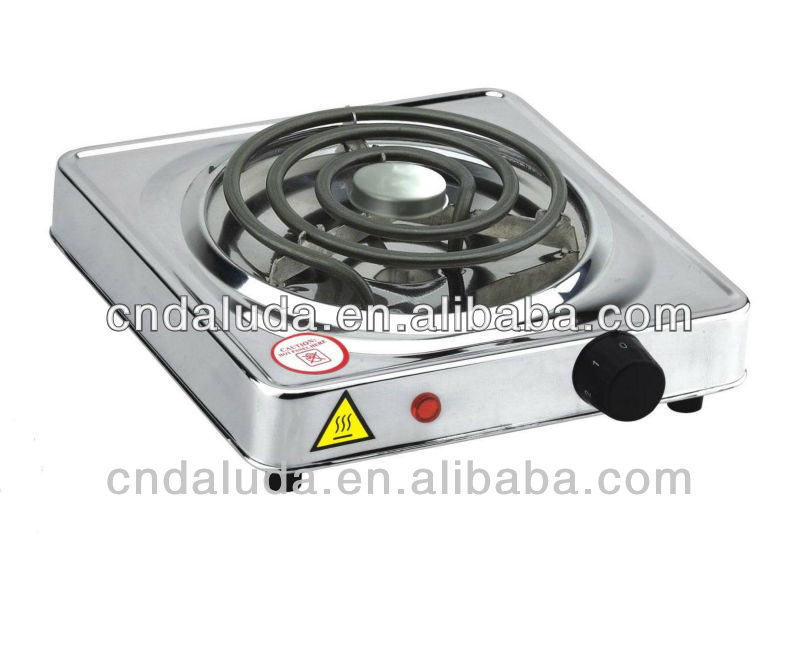 2015 New cast iron hot plate for cooking with ce