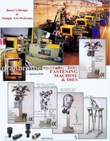 Snap Button Fastening Machine & Dies