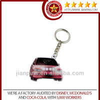 Top selling high quality metal car key chain